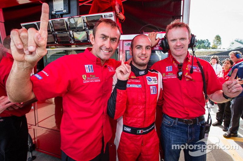 Malucelli holds off Viper attack, leads GT qualifying at Road Atlanta