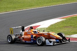 F3 Europe Race report Felix Rosenqvist postpones title decision with victory in first race at Hockenheimring