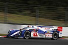Toyota Racing in the fight at Fuji