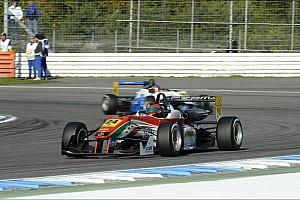 F3 Europe Race report Marciello wins wet final race at Hockenheim