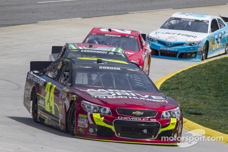 Same ole Martinsville ahead for No. 24 team