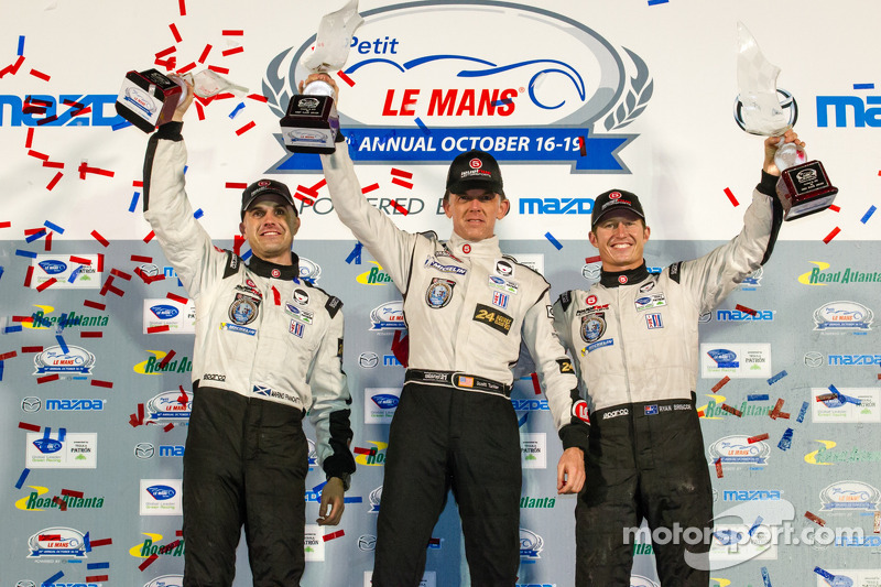 Tucker, Level 5 Motorsports, Honda Performance tops in P2 category