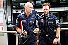 Newey admits mind turning to America's Cup