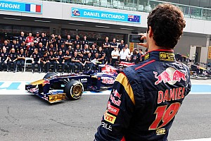 Formula 1 Qualifying report Toro Rosso is out of 3rd qualification segment of Indian GP