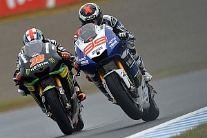 MotoGP Race report Lorenzo leads from start to finish in dominant Japanese Grand Prix victory