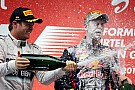 Podium for Mercedes in Indian GP