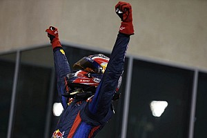 GP3 Race report Kvyat wins in Abu Dhabi: Russian crowned 2013 GP3 Champion