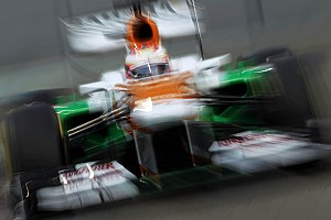 Formula 1 Qualifying report Di Resta and Sutil qualify in 12th and 18th places respectively at the Yas Marina Circuit