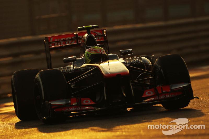 McLaren to announce 2014 drivers soon - boss
