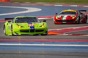 WEC Preview Determined Krohn Racing motivated for 6 Hours of Shanghai