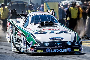 NHRA Preview Championship secure, Force still motivated for Pomona