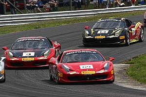 Ferrari Practice report Ferrari Finali Mondiali: The show gets underway at Mugello