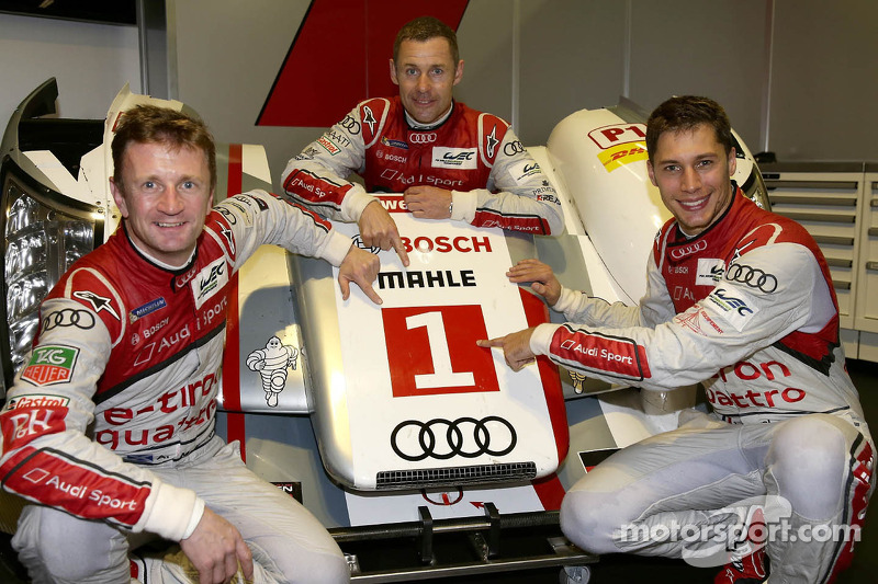 Audi take victory in China and World Driver's Championship