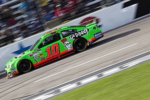 NASCAR Cup Race report Mid-race accident causes Patrick to finish 33rd