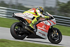 MotoGP Testing report Pramac Racing: First day of the 2014 season complete