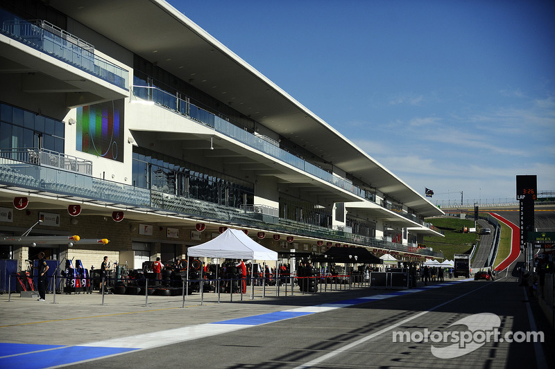 Home of Formula 1 United States GP now featured on Google Maps' Street View