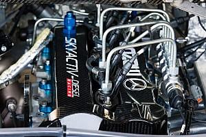IMSA Breaking news Mazda to offer factory P2 program