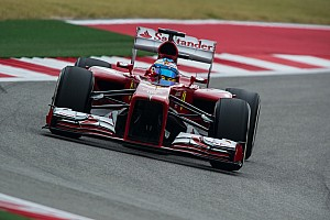 Formula 1 Qualifying report United States GP qualifying: Third row for Alonso, seventh for Massa