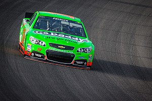 NASCAR Cup Race report Patrick ends season with 20th-place finish