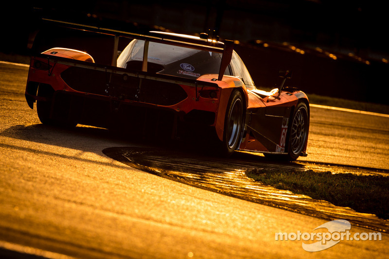 Michael Shank Racing completes successful test at Daytona Tuesday