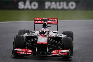 Formula 1 Practice report McLaren: Enjoing the unpredictable Interlagos