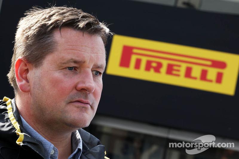 Pirelli considers buying new Formula One test car