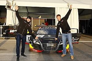 Blancpain Sprint Race report Rast/Melnhof take Baku World Challenge Qualifying race victory