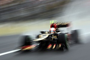 Formula 1 Race report Lotus has first point-less weekend of the year at the final round in Brazil