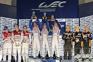 WEC Race report Toyota and G-Drive win season finale, OAK Racing earns LMP2 Championship