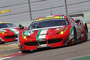 WEC Race report AF Corse: victory in Bahrain, three titles won