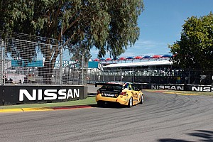 Supercars Race report Three more top 10 results for Nissan Motorsport at Sydney