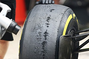 Formula 1 Breaking news Pirelli vows to address 'marbles' problem