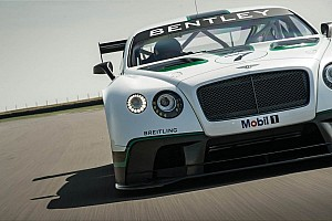 IMSA Breaking news Bentley expected to compete in North America in 2014