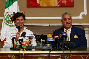 Formula 1 Breaking news Perez defends new 'double points' rule