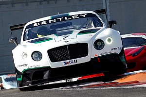 Endurance Race report Continental GT3 finishes fourth at Gulf 12H for outstanding debut of new Bentley