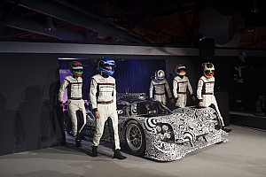 WEC Breaking news Porsche completes driver lineup with Hartley and Lieb