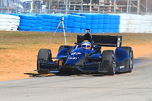 IndyCar Testing report SFHR finishes 2013 on high note