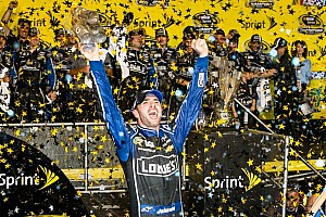NASCAR Cup Special feature Top 20 moments of 2013, #16: Jimmie Johnson claims his 6th title