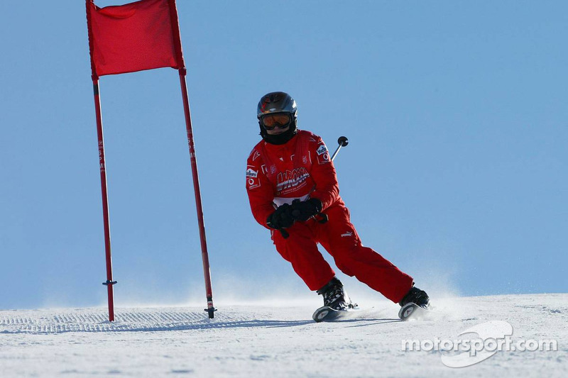 Doctors say Schumacher's condition 'improved'