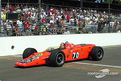 Indianapolis Motor Speedway remembers Andy Granatelli