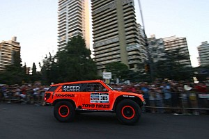 Dakar Stage report Robby Gordon has tough start to the Dakar
