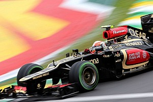 Formula 1 Breaking news Lotus to miss first winter test