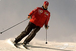 Formula 1 Breaking news Authorities to find Schumacher fall just an accident