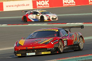 Endurance Preview UAE drivers optimistic ahead of Dunlop 24 Hours of Dubai