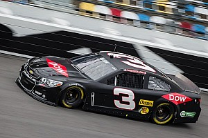 NASCAR Cup Testing report Drivers get on track for preseason thunder testing at DIS