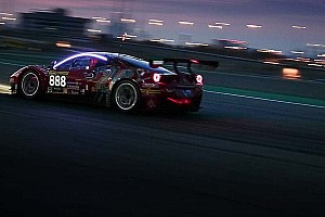 Endurance Race report Khaled Al Mudhaf wins Dubai 24hr Pro-Am class