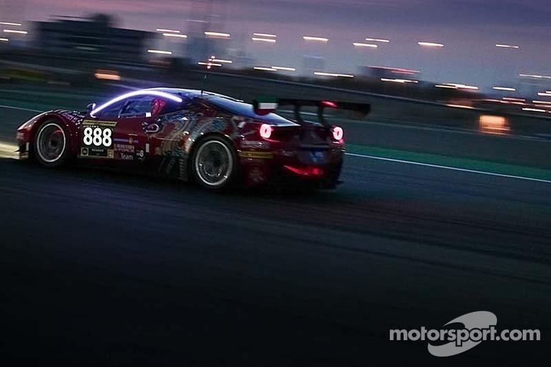 Khaled Al Mudhaf wins Dubai 24hr Pro-Am class