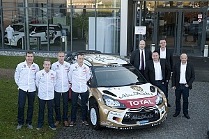WRC Preview Citroën Racing opens its season at the Rallye Monte-Carlo