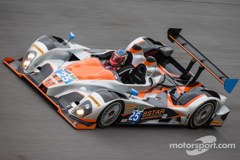 Marsal set for LMPC debut at Daytona with 8Star