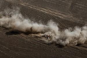 Dakar Stage report Bad luck for Joan Barreda
